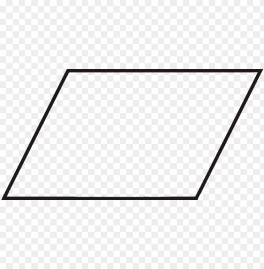Parallelogram Png Image With Transparent Background Toppng