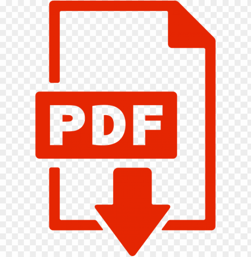 Pdf Icon Png Image With Transparent Background Toppng
