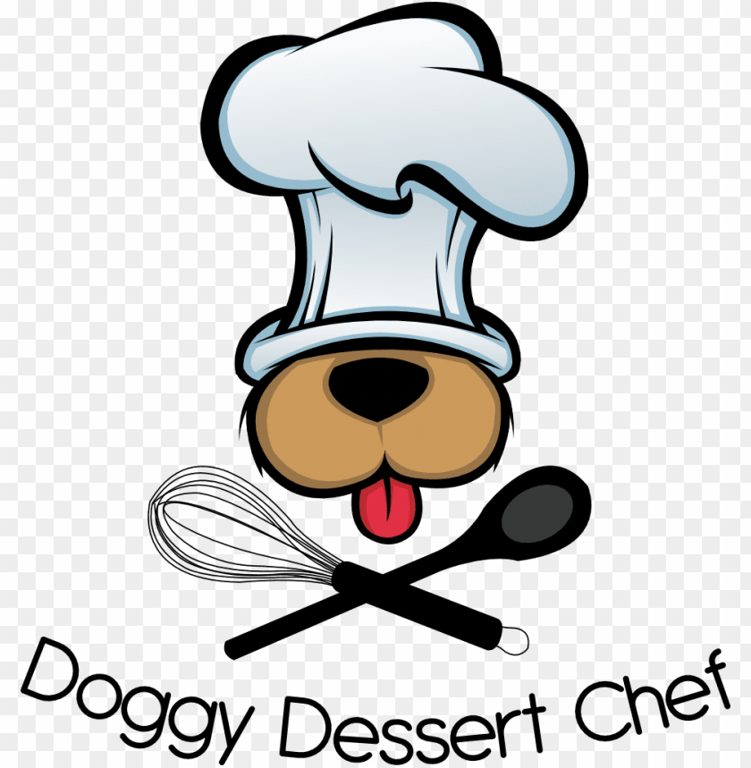 free PNG peanut butter bacon dog treat/biscuit recipe - dog chef logo PNG image with transparent background PNG images transparent