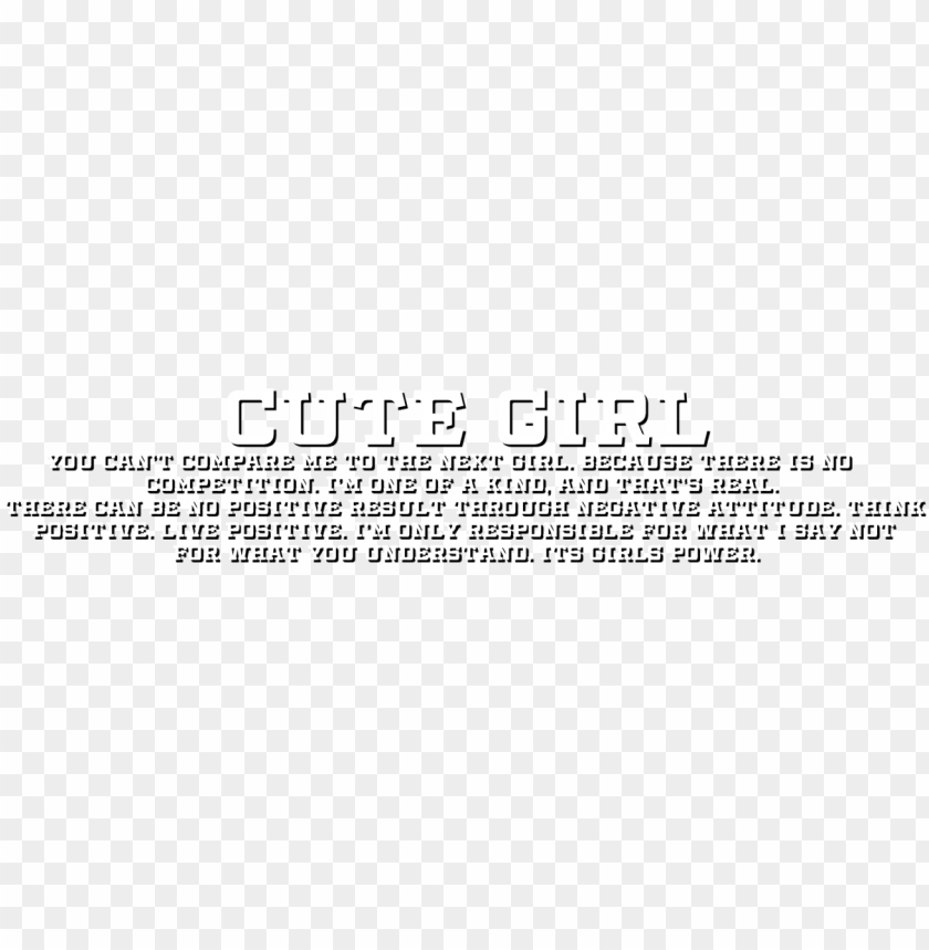 Picsart Girl Text Png Image With Transparent Background Toppng