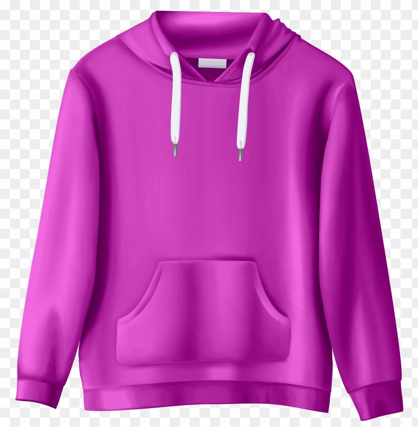 free png pink sweatshirt PNG images transparent