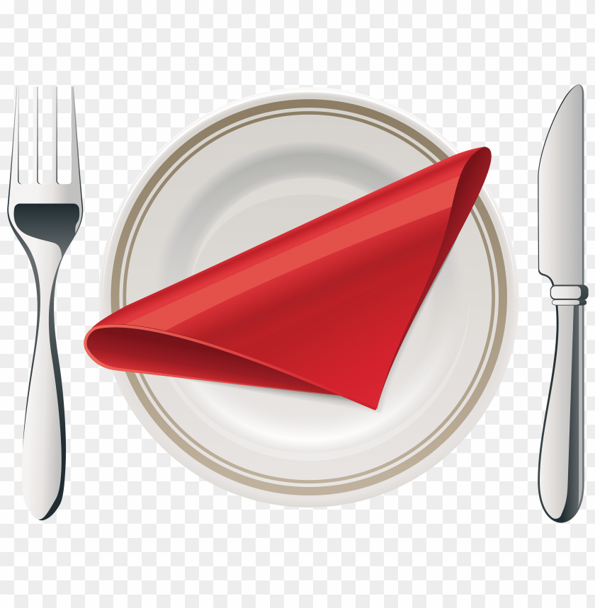 free png place setting PNG images transparent
