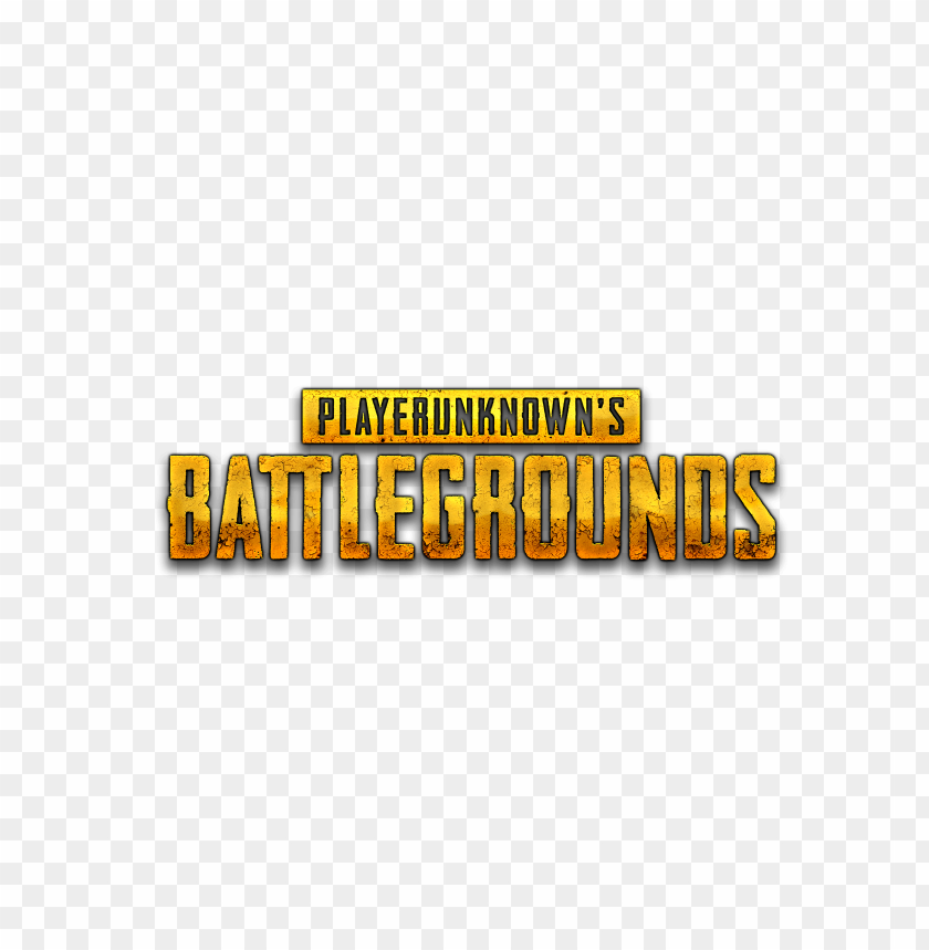 Playerunknown S Battlegrounds Logo Pubg Png Image: Playerunknown's Battlegrounds Logo Png