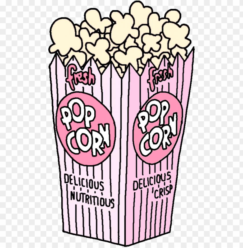 free PNG popcorn png PNG images transparent