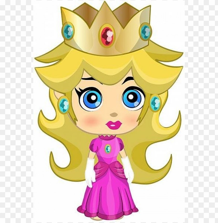 free PNG princess peach set png - Free PNG Images PNG images transparent