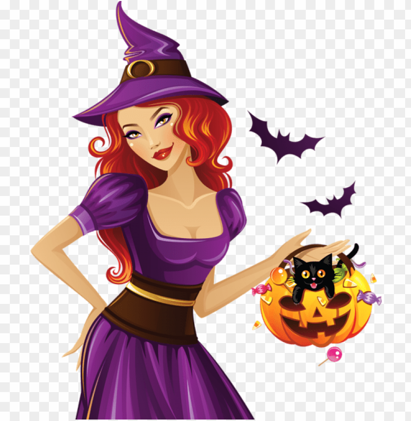 free PNG Download purple witch png images background PNG images transparent