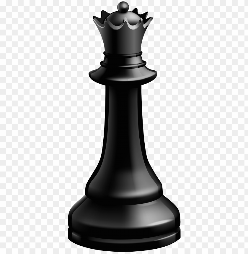 Download queen black chess piece clipart png photo | TOPpng