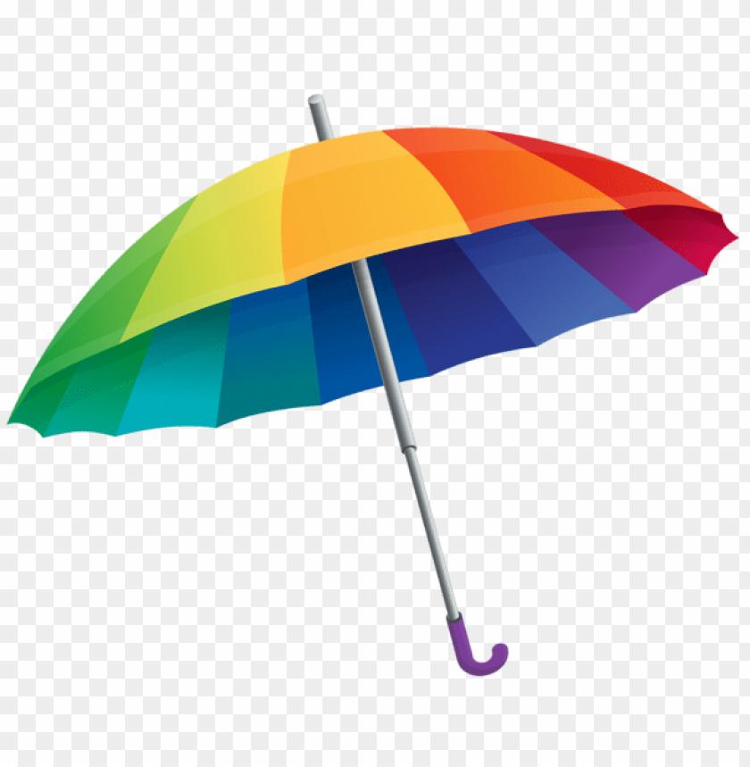 free PNG Download rainbow umbrella clipart png photo   PNG images transparent