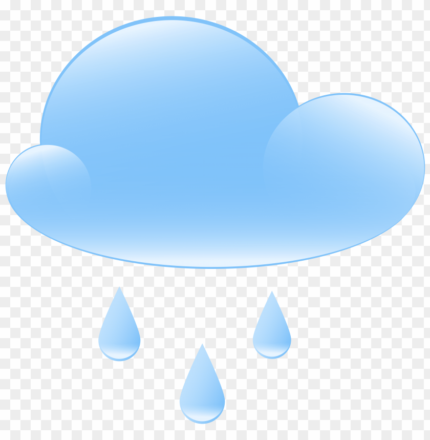 Download rainy cloud weather icon clipart png photo   TOPpng