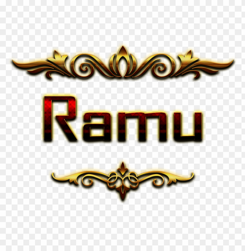 Free PNG Ramu Happy Birthday Balloons Name Png Images Transparent