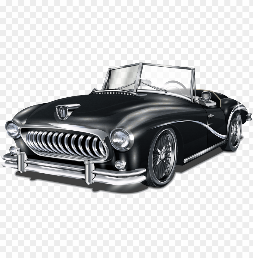 Raphic Royalty Free Library Vehicle Vector Classic Vintage Car
