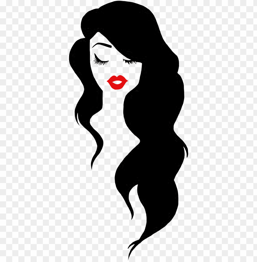 Raphic Royalty Free Stock Beauty Vector Hair Hair Extension Clip Art Png Image With Transparent Background Toppng