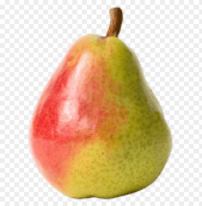 free png red and yellow pear PNG images transparent