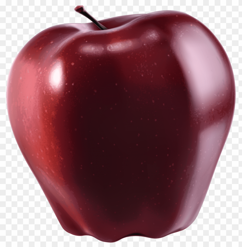 free png red apple PNG images transparent