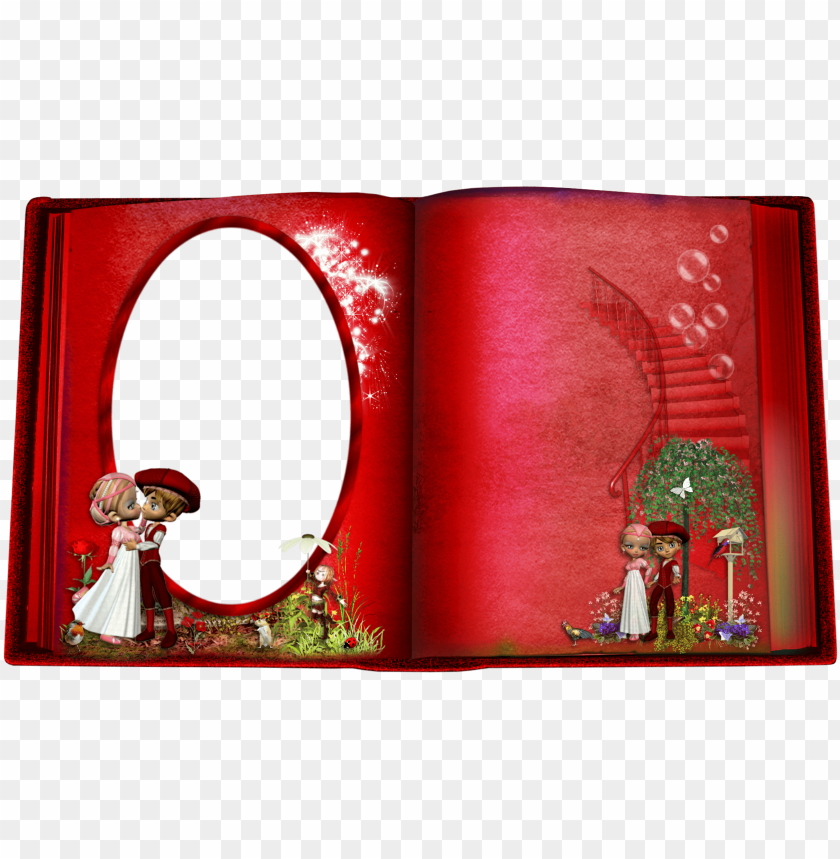 Love Frame Png Transparent Images 1293: Best Stock Photos Red Book Love Transparent Frame