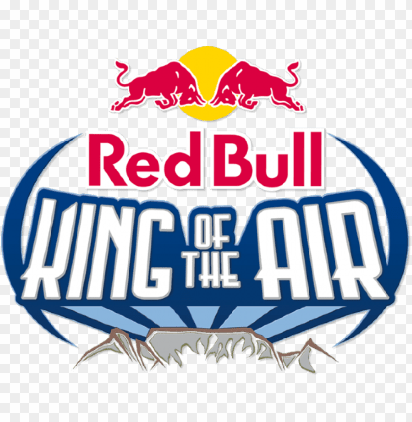 free PNG red bull king of the air PNG image with transparent background PNG images transparent