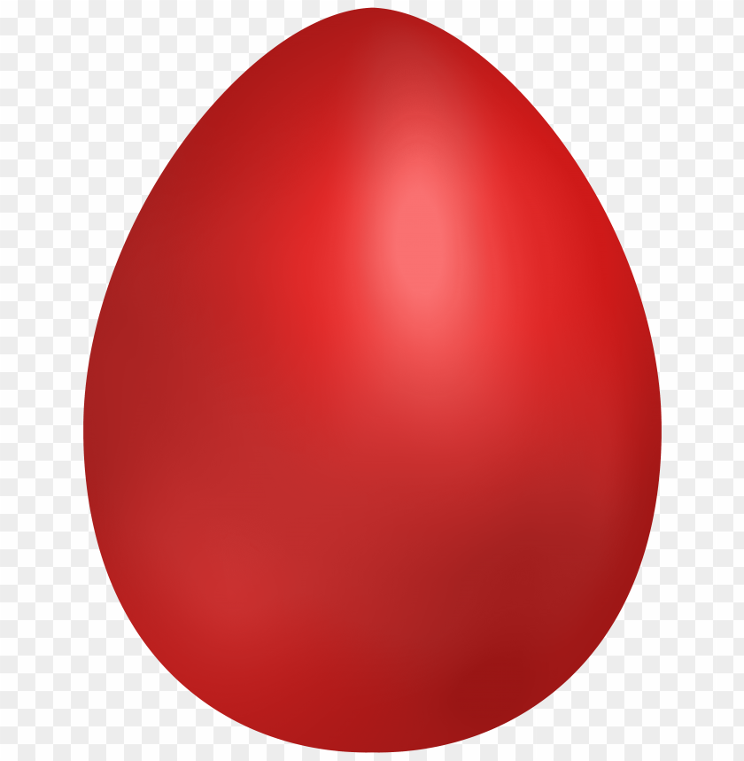 free PNG Download red easter egg  clipart png photo   PNG images transparent
