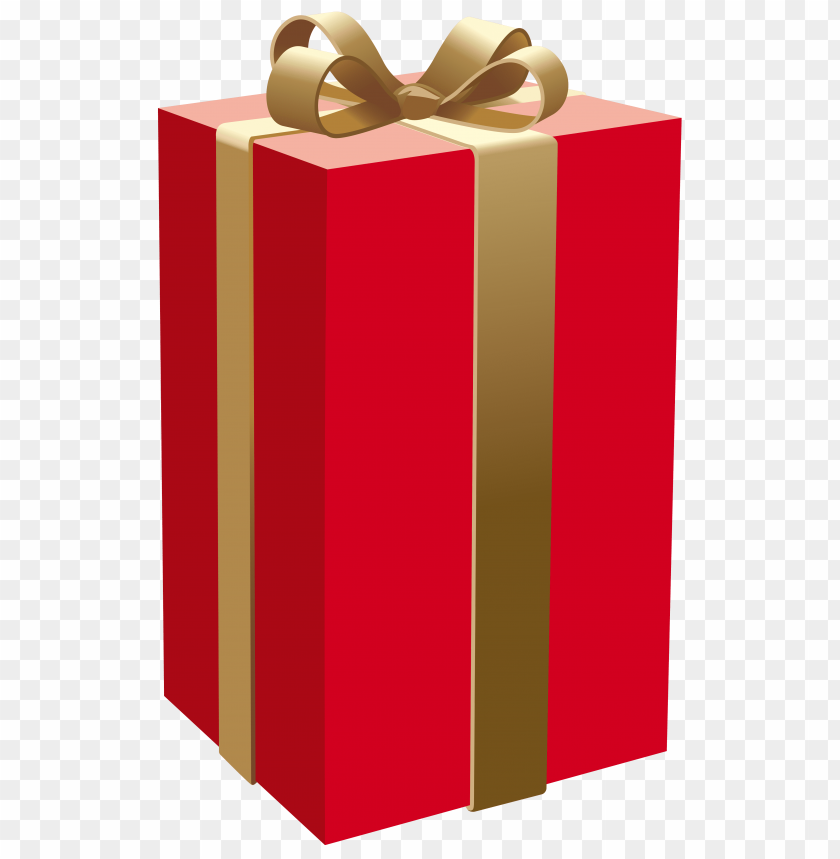 free png red gift box PNG images transparent