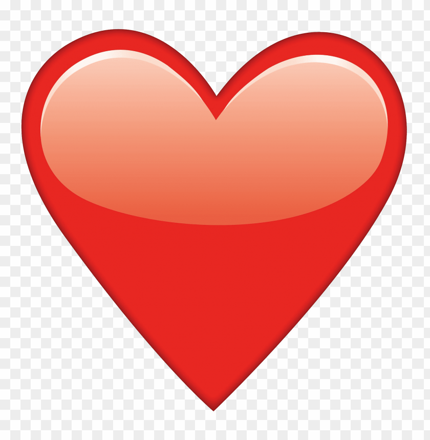 free png red heart emoji PNG images transparent