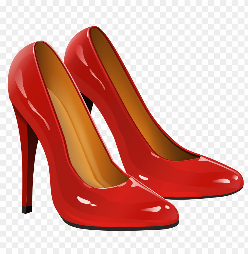free png red heels PNG images transparent