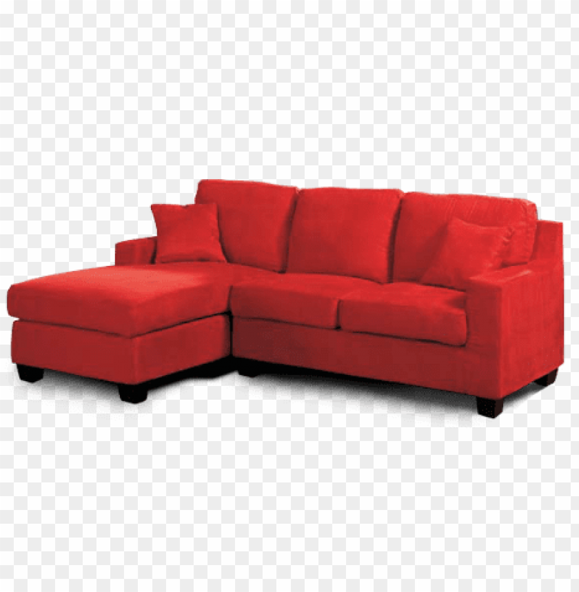 Download Red Sofa Furniture Clipart Png Photo Toppng
