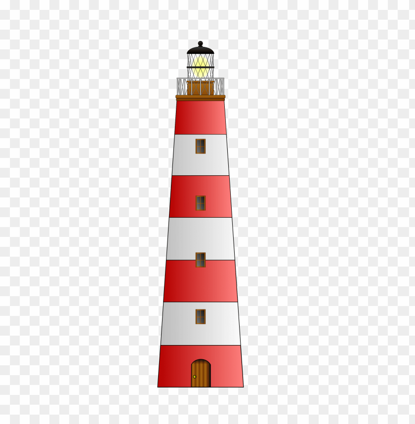 free PNG red white lighthouse PNG image with transparent background PNG images transparent