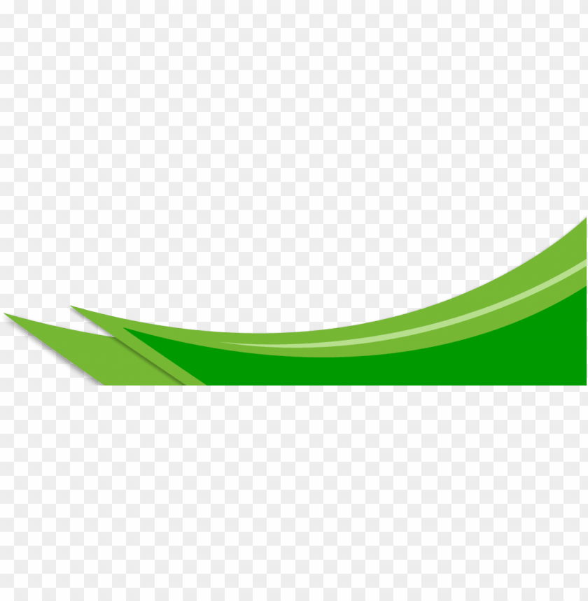 Reen Wave Vector Png Download Green Waves Vector Png Image