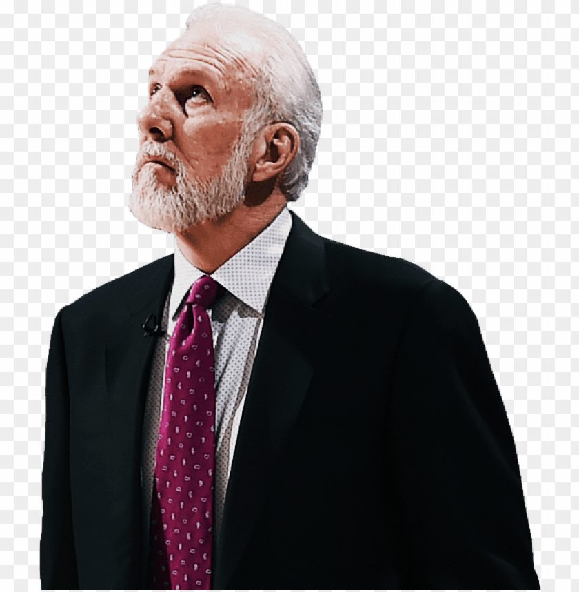 free PNG regg popovich - senior citize PNG image with transparent background PNG images transparent