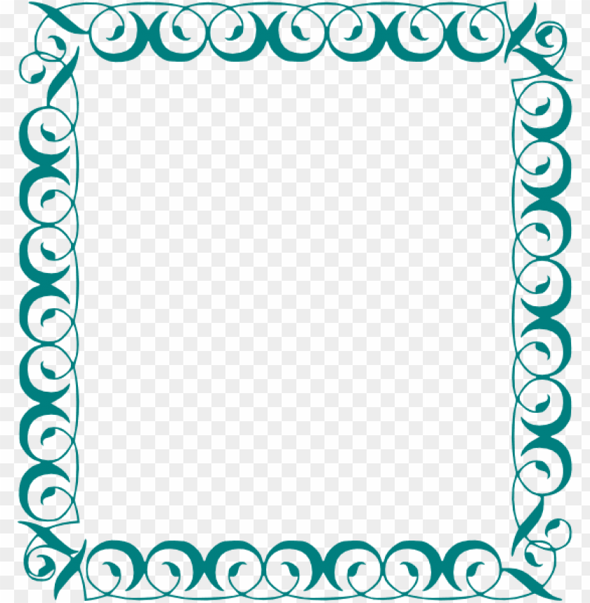 retty page borders - border design for boy PNG image with