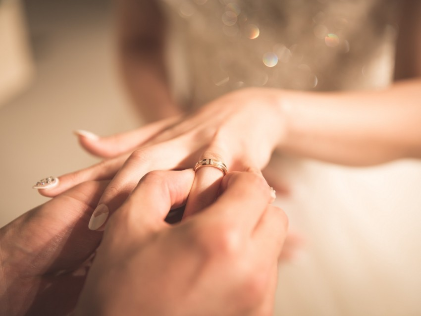 Ring Love Romance Wedding Background Toppng