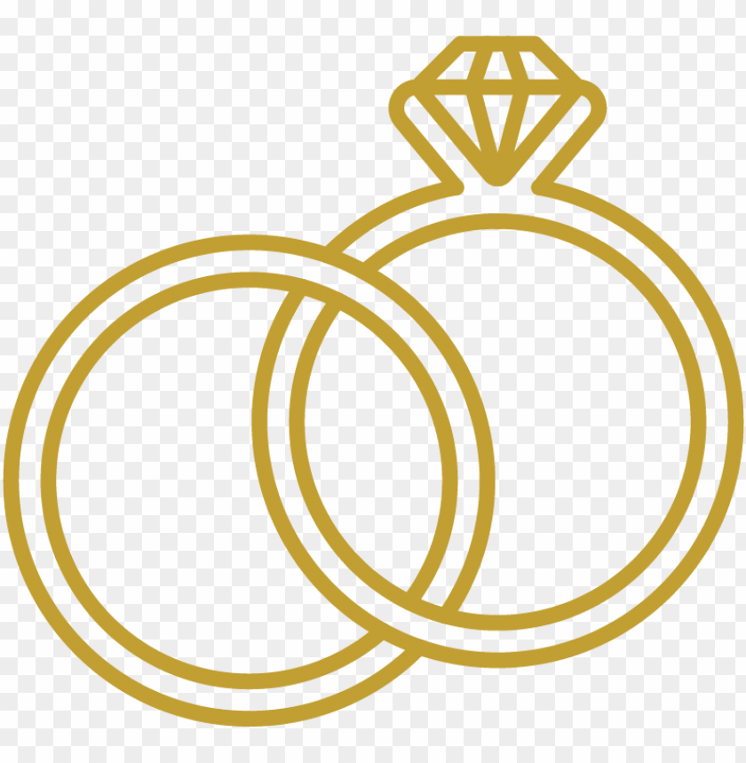 Rings Icon Wedding Icon Blue Png Free Png Images Toppng