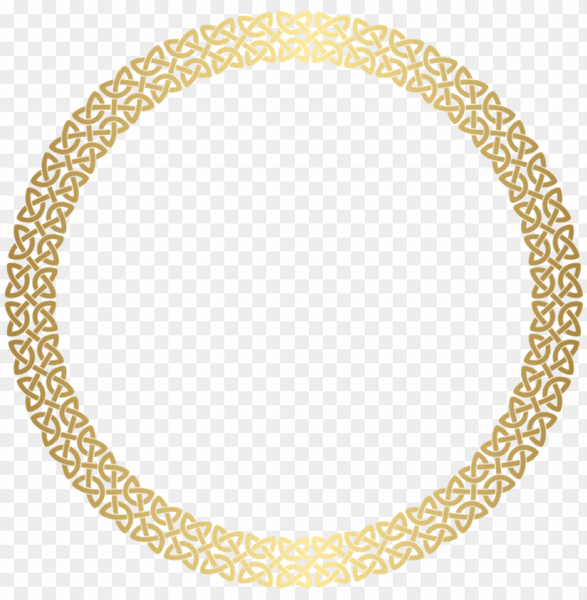 21afb666256e free PNG Download round border frame gold png clipart png photo PNG images  transparent