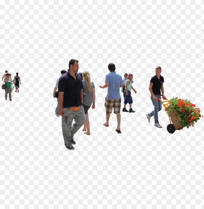 free PNG roup people walking png - group of people walking PNG image with transparent background PNG images transparent