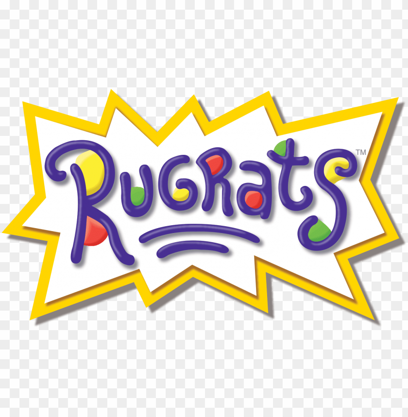 Rugrats Group Decal//Sticker