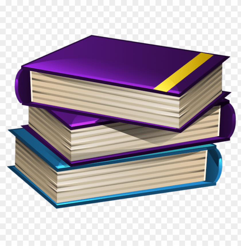 free PNG Download school books clipart png photo   PNG images transparent