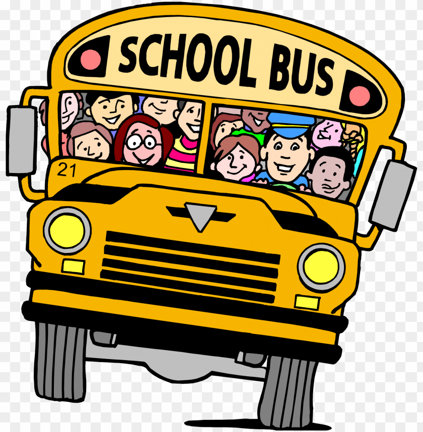 free PNG schoolbus clipart - school bus PNG image with transparent background PNG images transparent