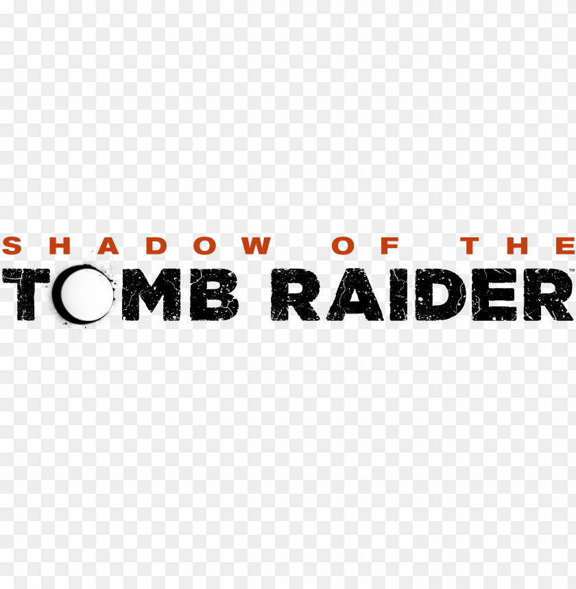 free PNG shadow of the tomb raider logo png - Free PNG Images PNG images transparent