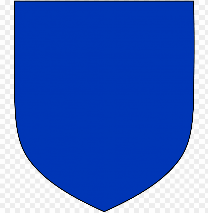 free PNG sheild crest png - blue coat of arms shield PNG image with transparent background PNG images transparent