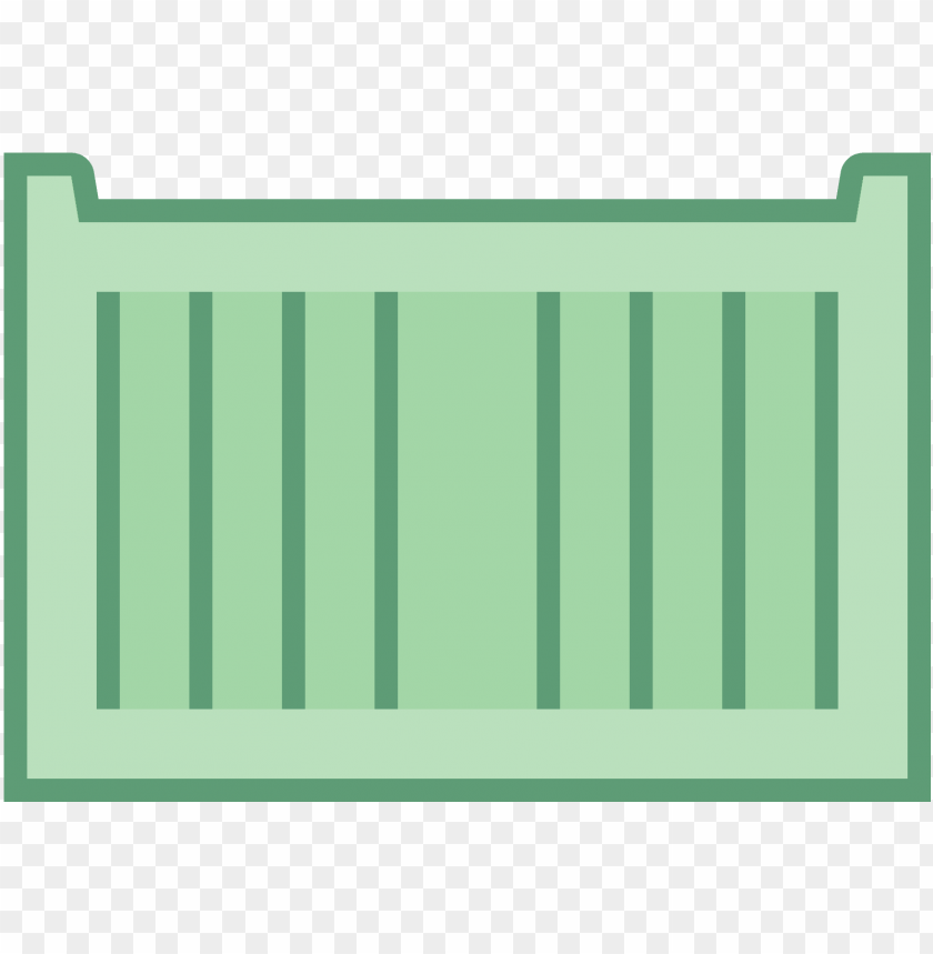 shipping icon - container icon docker transparent png - Free PNG