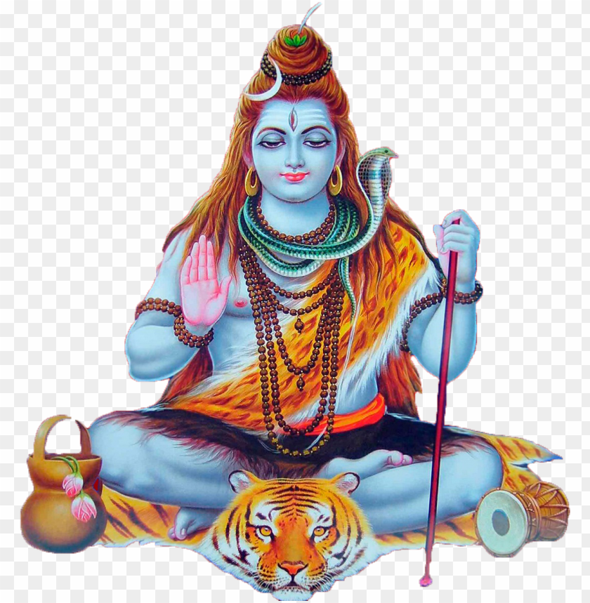 shiva 3d download mac - bhole baba image PNG image with