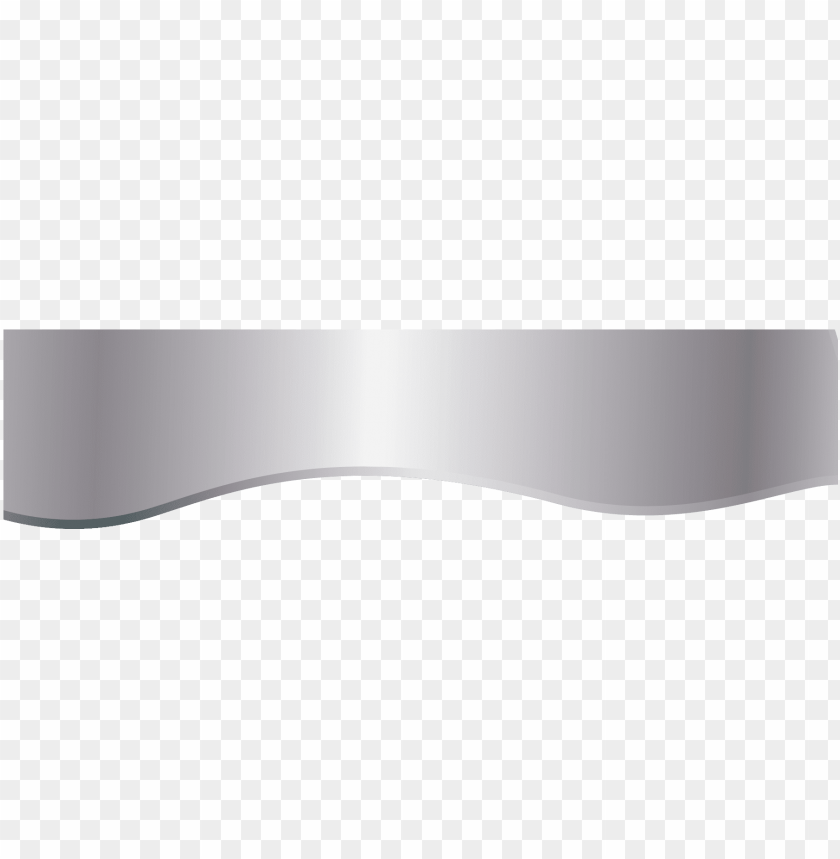 free PNG silver gray banner PNG image with transparent background PNG images transparent
