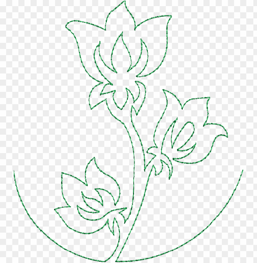 free PNG Download single line embroidery designs png images background PNG images transparent
