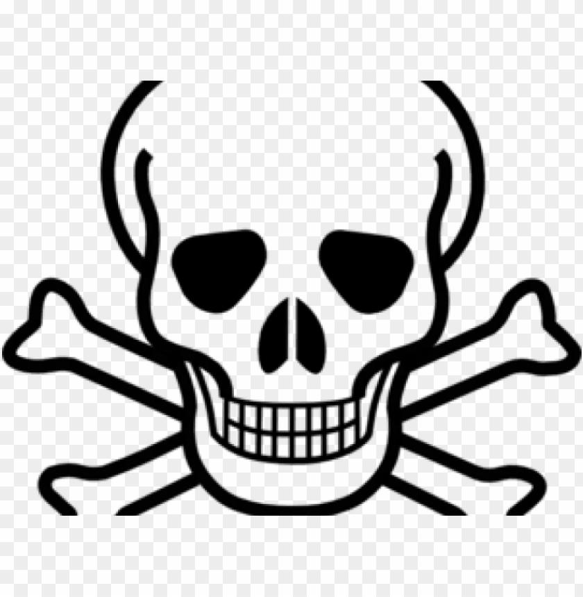 Skeleton Head Clipart Zombie Skull Easy Halloween Skull