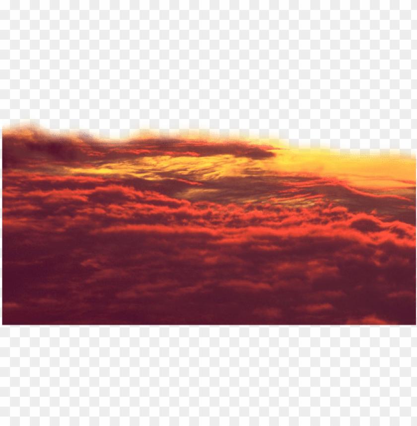 sky afterglow cloud iridescence sunset clouds ftestick