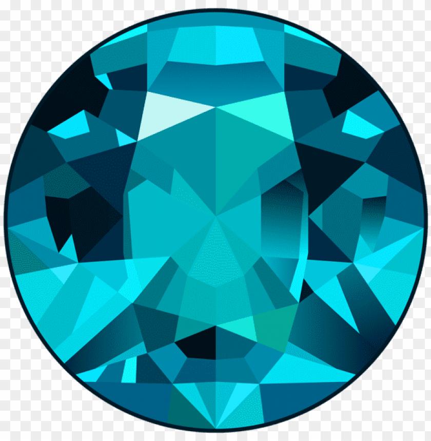 free PNG Download sky blue gem clipart png photo   PNG images transparent