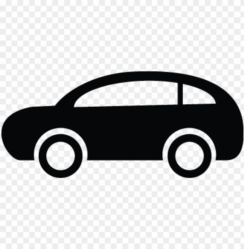 free PNG small car, taxi, transport, wagon icon - small vector car PNG image with transparent background PNG images transparent