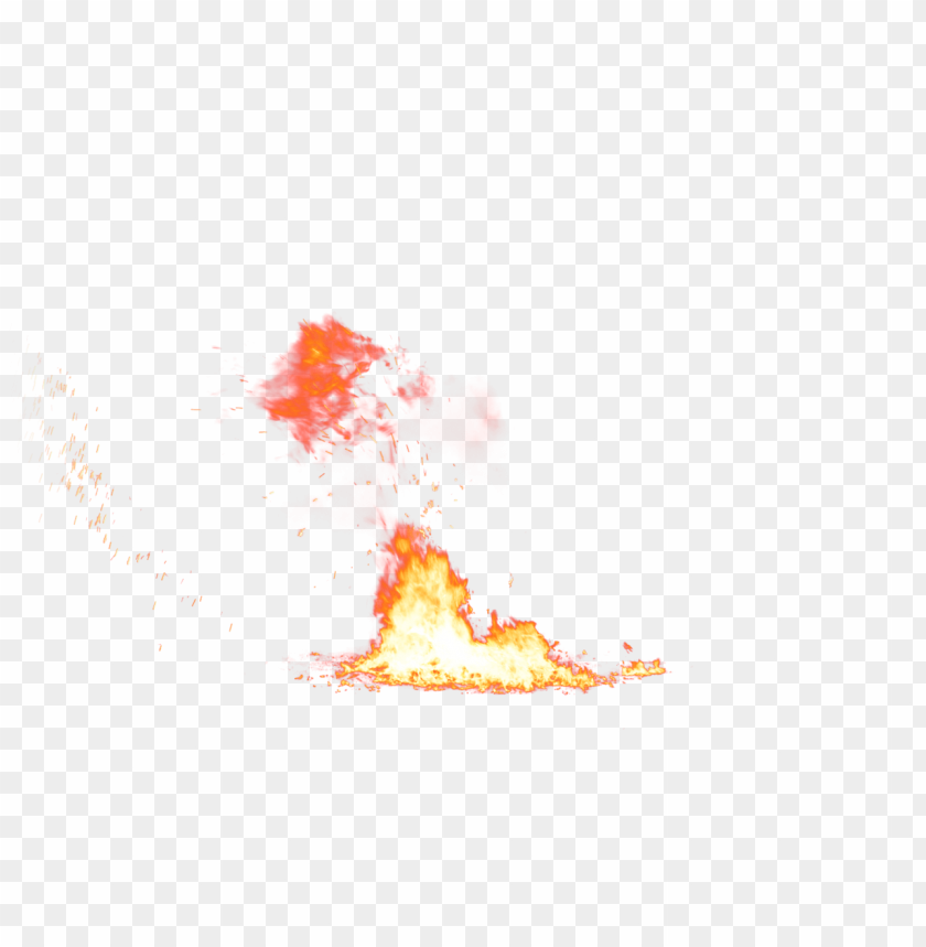 free PNG Small Fire on the Ground png - Free PNG Images PNG images transparent