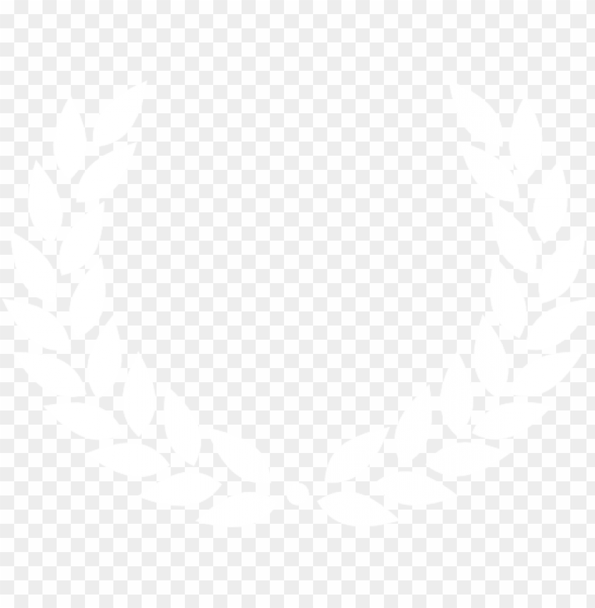 free PNG small - white laurel wreath PNG image with transparent background PNG images transparent