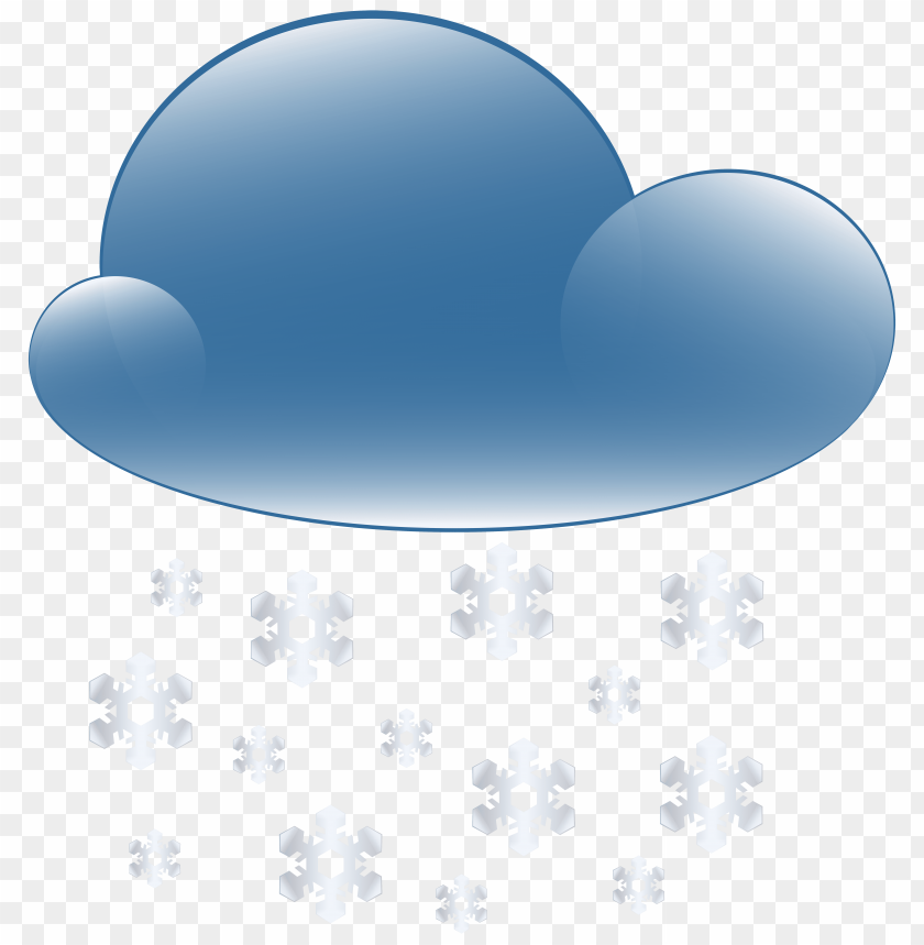 free png snowy cloud weather icon PNG images transparent