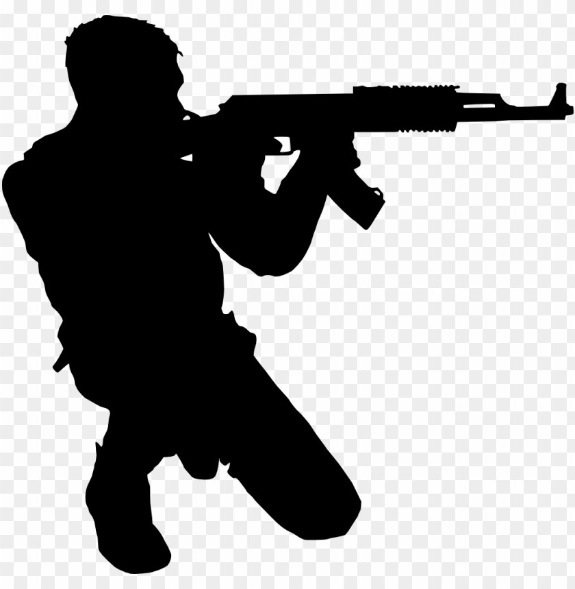 free png soldier silhouette PNG images transparent